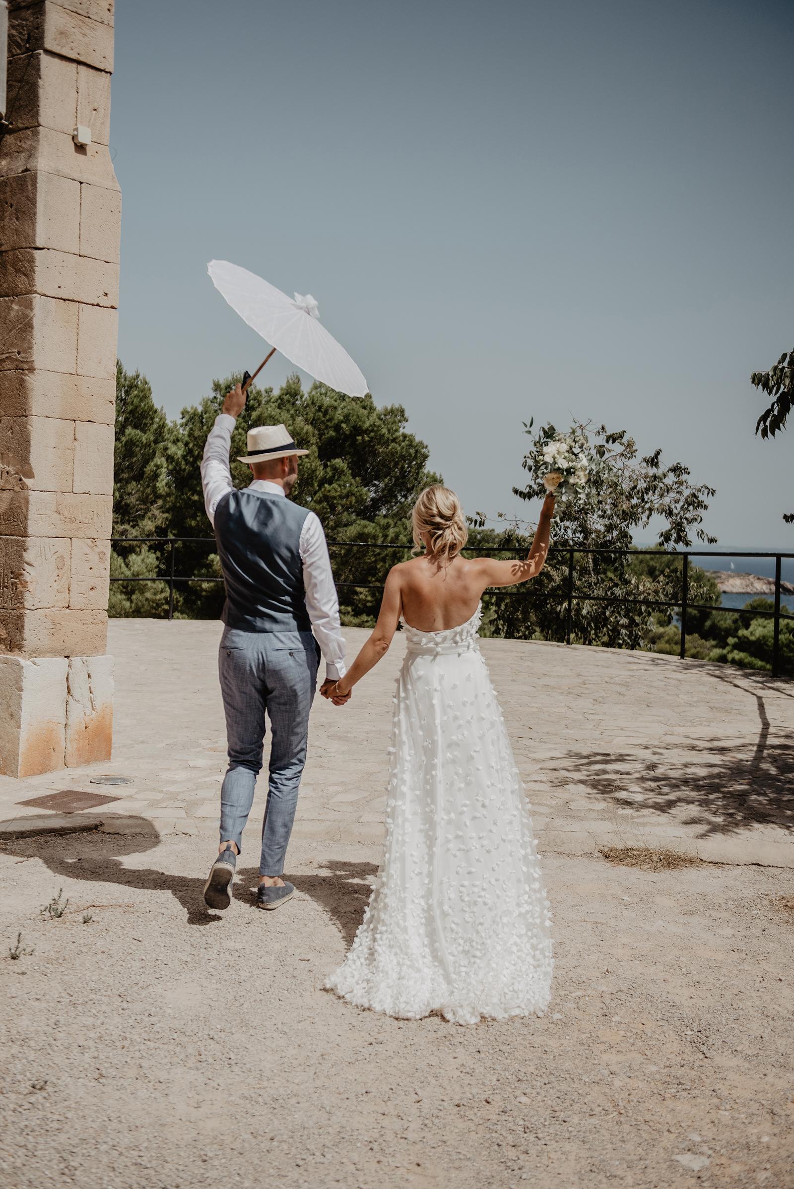 Traumhochzeit von C & M auf Mallorca