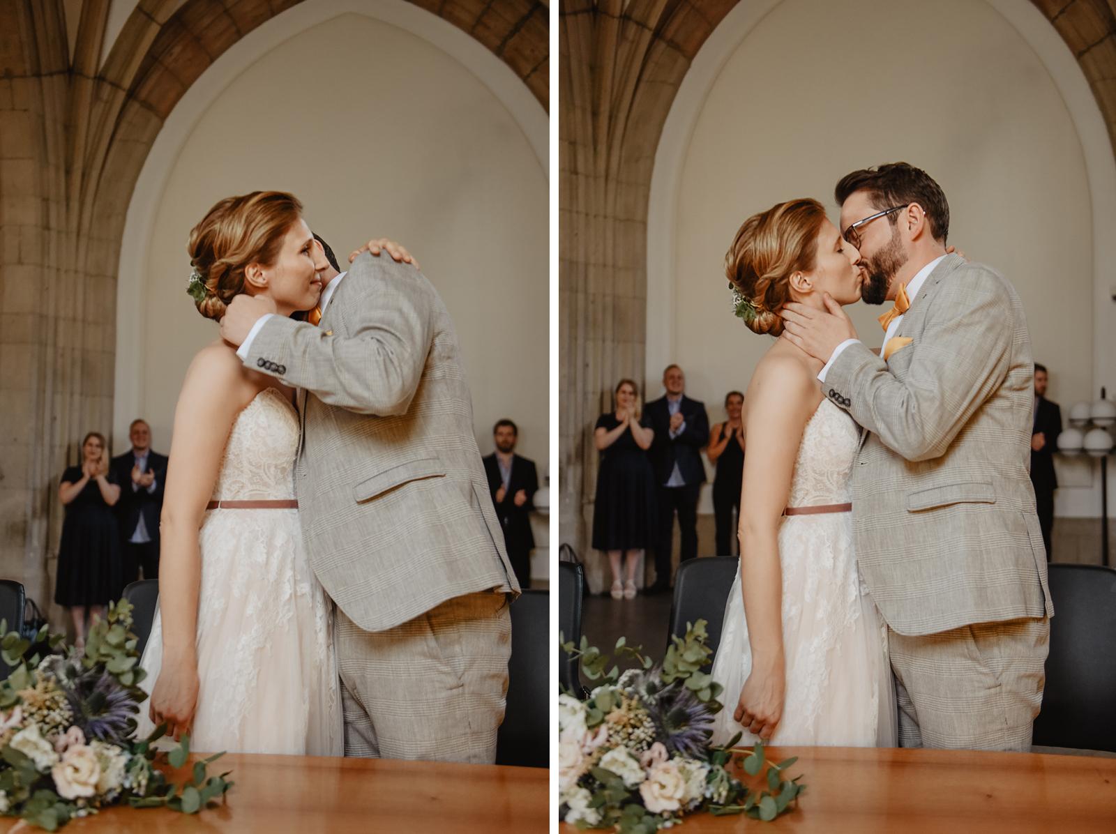 Hochzeitsreportage von Hanna & Christian in Koeln