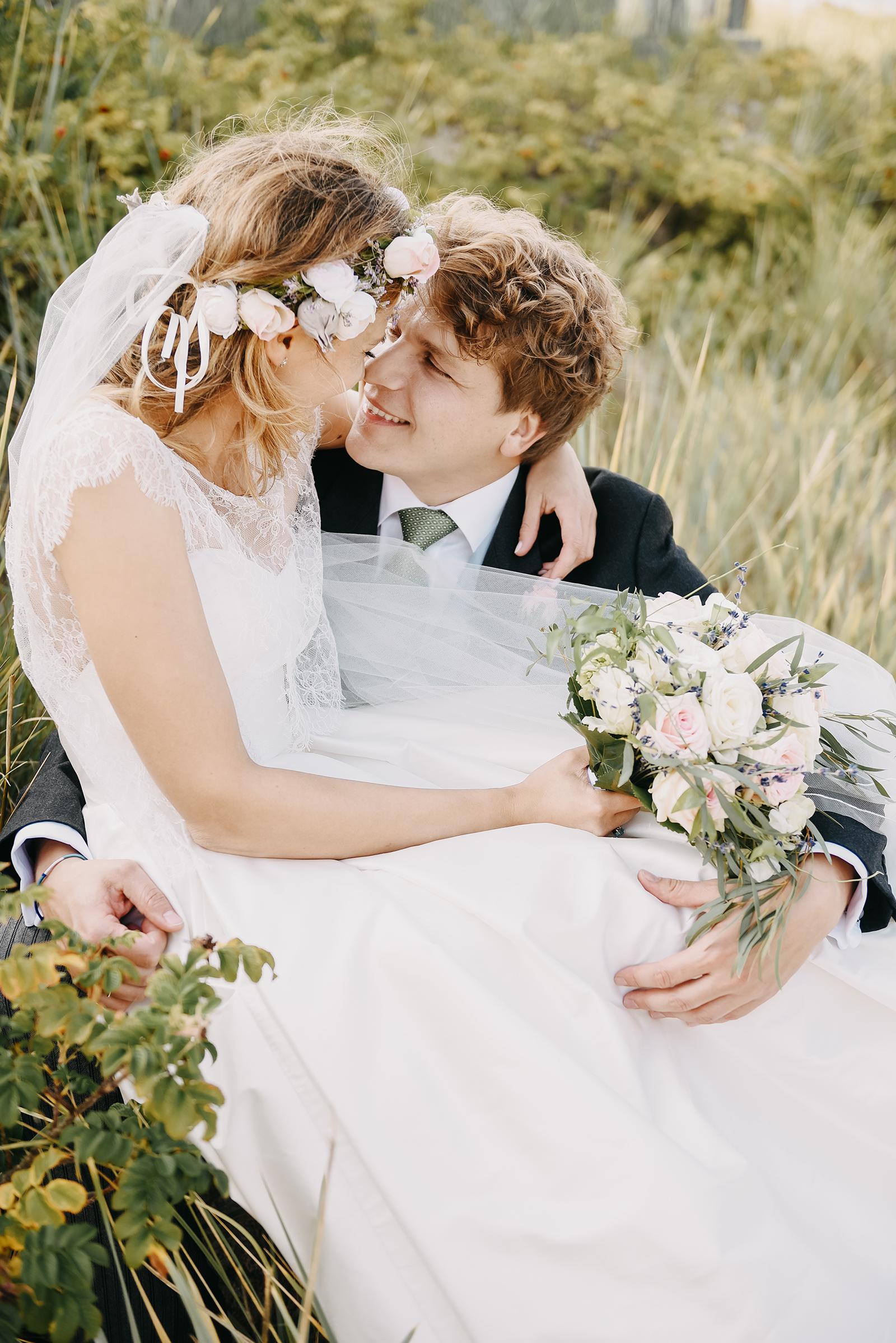 Hochzeit von Chrissy & Christoph an der Ostsee
