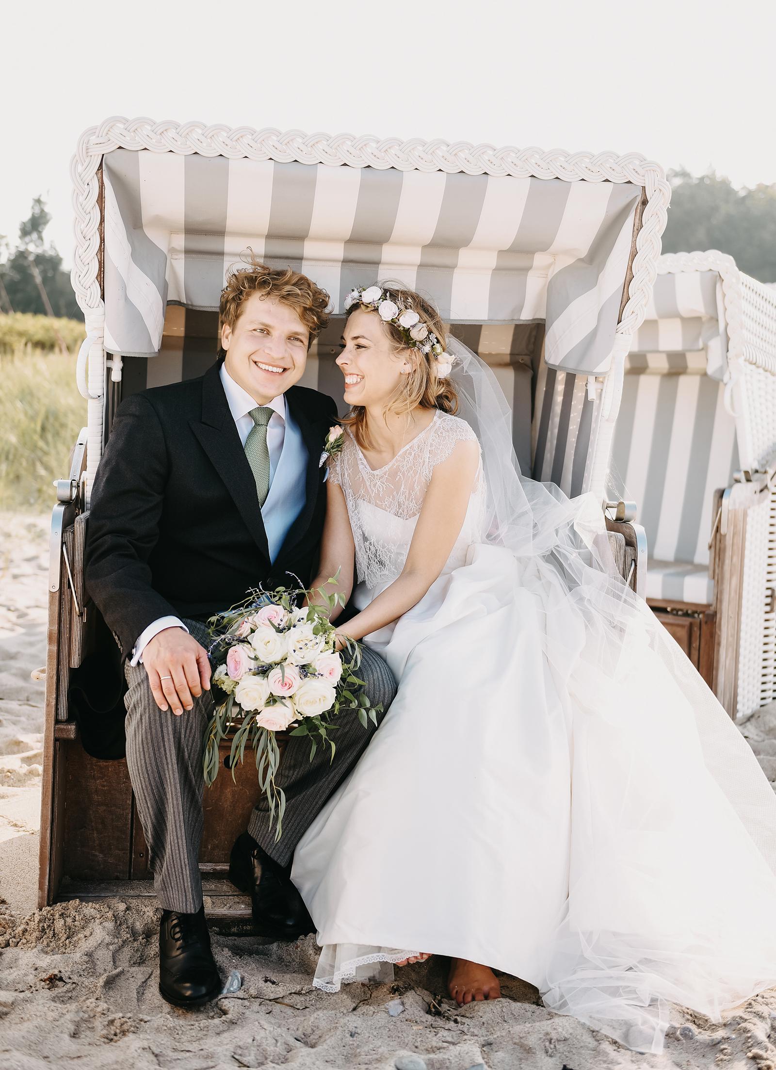 Hochzeitsreportage an der Ostsee