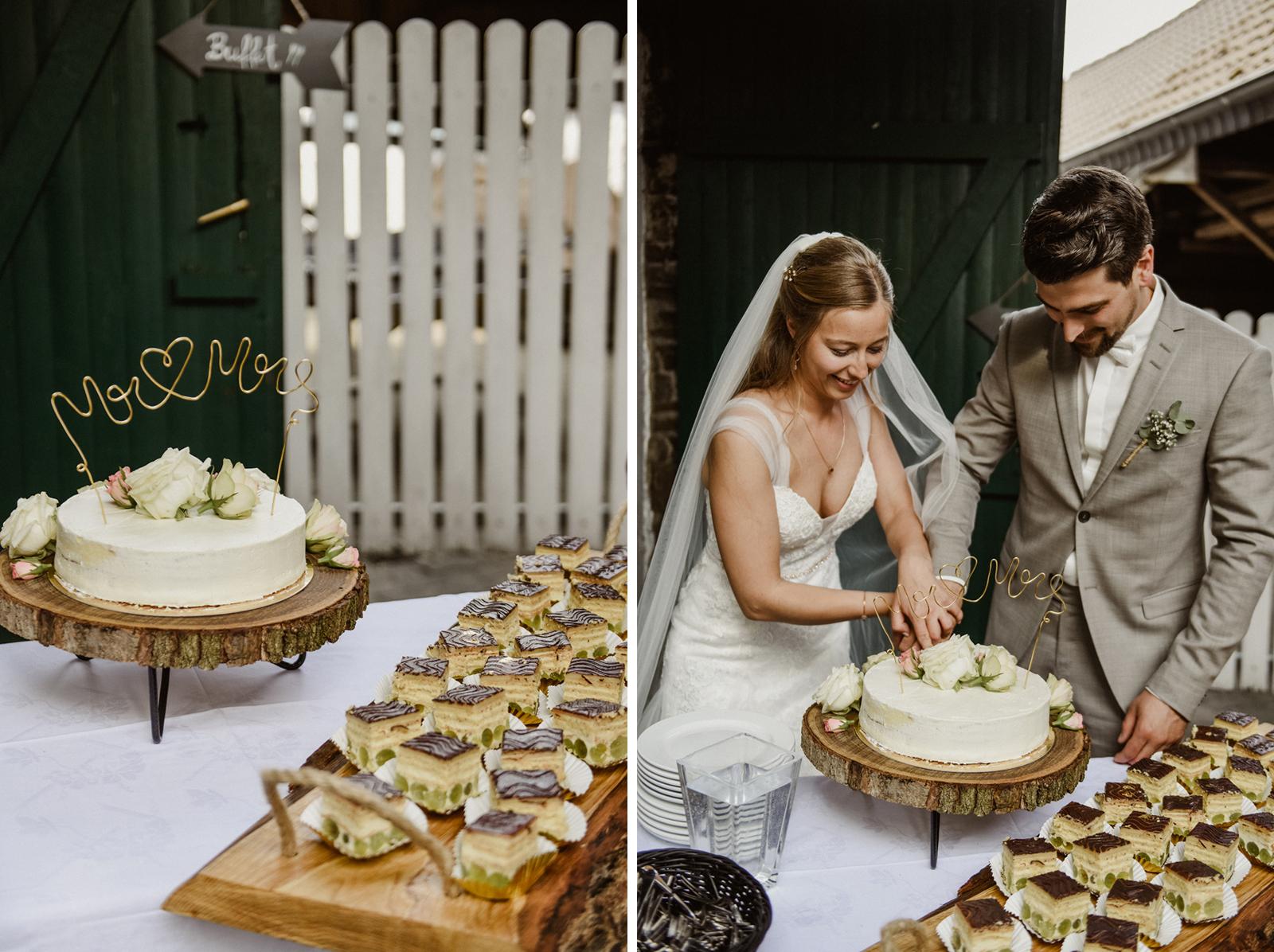 Hochzeitsreportage von Paula & Konrad in Koeln