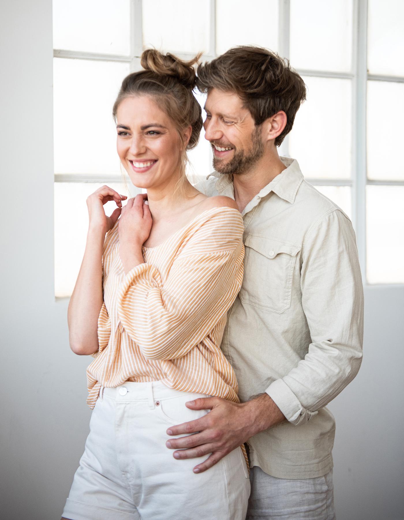 Paarshooting mit Hanna & Lars