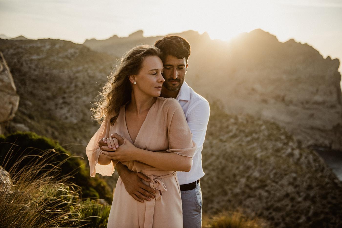 Paarshooting mit Johanna & Jussef auf Mallorca